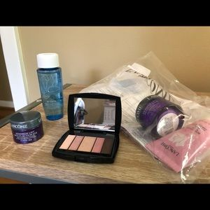 BNWT Lancome 6-piece makeup and skincare set